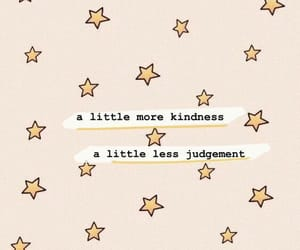 stars, kindness, and quotes image
