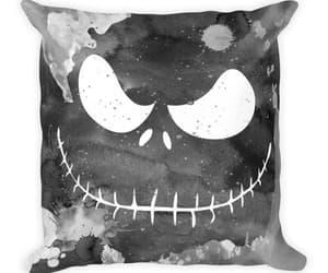 etsy, pumpkin king, and disney pillow image