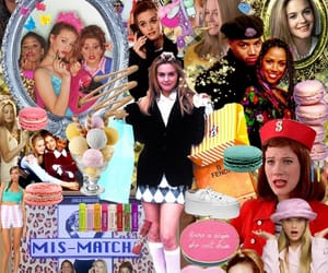 Clueless, 90s, and wallpaper image