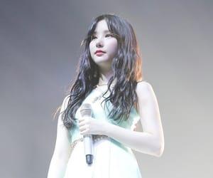 eunha, gfriend, and jung eunbi image