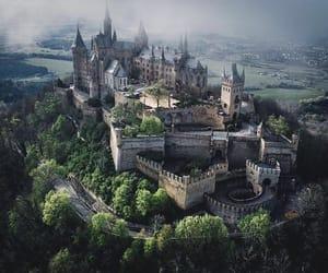 castle, arquitectura, and castillo image