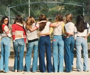 70's, article, and girl power image
