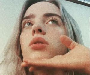 billie, билли айлиш, and blondie image