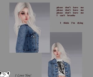 aesthetic, edit, and imvu image