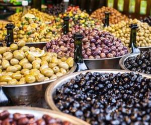 black, food, and garlic image
