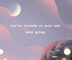 journey, motivation, and quotes image