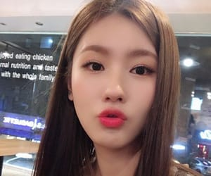 (g)i-dle, miyeon, and kpop image