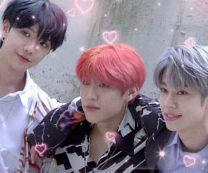 youngmin, donghyun, and woojin image