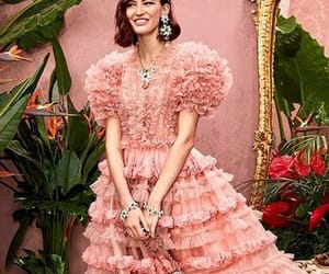 Couture, dress, and gorgeous image