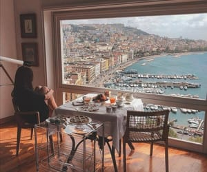 italy, architecture, and food image