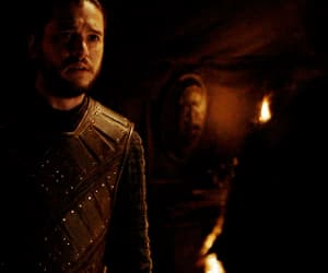 gif, game of thrones, and jon snow image