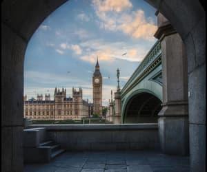 bridge, city, and view image