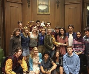 tv show, netflix, and the society image