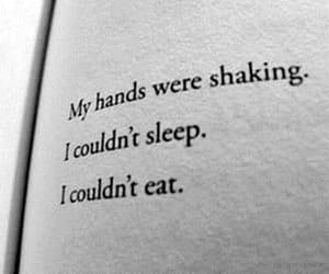 quotes, sad, and sleep image