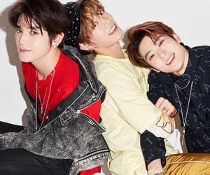 boy, jaehyun, and yuta image