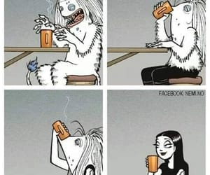 funny and monster image