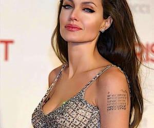 Angelina Jolie and hair image