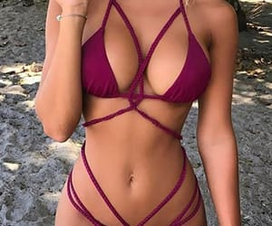 beauty, bikini, and sexy image
