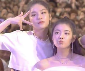 lia, itzy, and yeji image