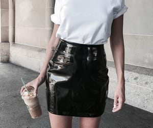 clothes, delicious, and coffee image