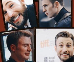 aesthetic, Avengers, and chris evans image