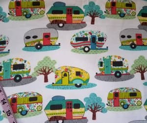 Camper, etsy, and sewing image