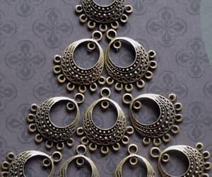 diy earrings, jewelry supply, and earrings diy image