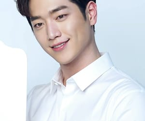 actor, korean, and model image