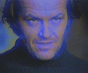 blue, jack nicholson, and movie image