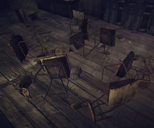 abandoned, fallout, and apocalypse image