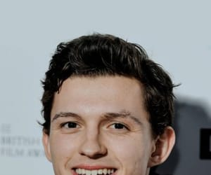 tom holland, spiderman, and boys image