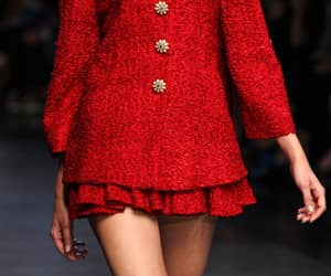 chic, Dolce & Gabbana, and spring 2014 image