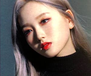 girl, icons, and gowon image