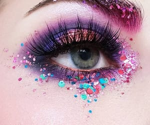 awesome, colours, and eye image