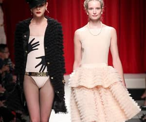 chic, Moschino, and ready to wear image