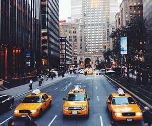 new york, city, and beautiful image