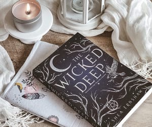 books, the wicked deep, and shea ernshaw image