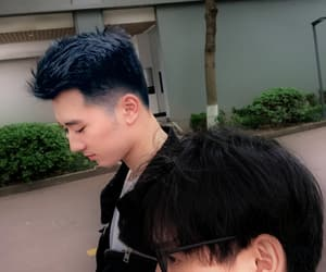 couple, manga, and manhua image