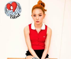 red velvet and kang seulgi image