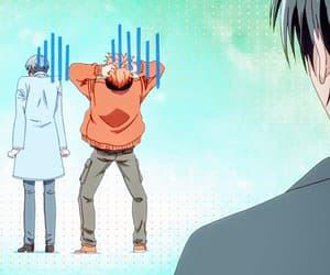 anime, anime boy, and soma shigure image