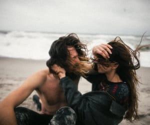 aesthetics, art, and beach image