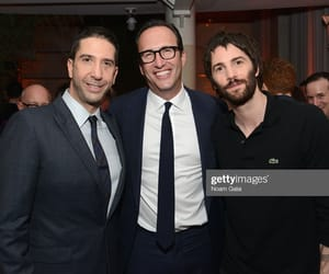 David Schwimmer, jim sturgess, and one day image