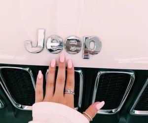 nails, jeep, and car image