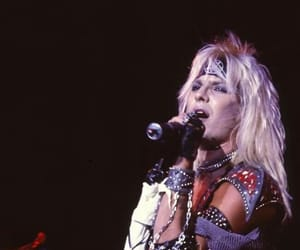 motley crue, music, and vince neil image