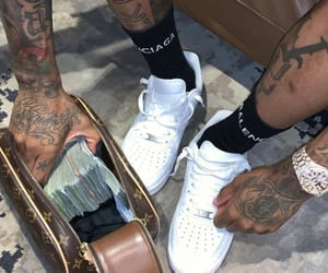 AF1, air force 1, and money image