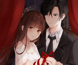 mystic messenger, Mc, and otome game image