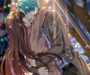 v and mystic messenger image