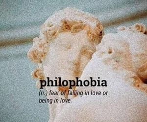 phobia, statues, and love image