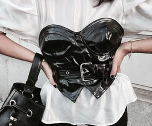 accessories, black, and fashion image