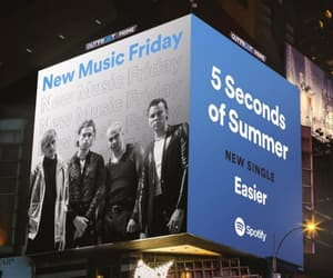 new, michael clifford, and spotify image